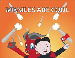 Colgate commission: Missiles are cool by AzianNoob