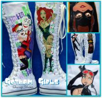 Gotham Glam Shoes by ChumpShoes