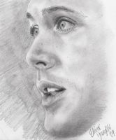 Dean Winchester by jukeboxjive