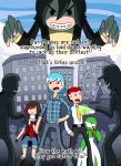 Hype R5 - Hyper Chaos Cover Page by tazsaints
