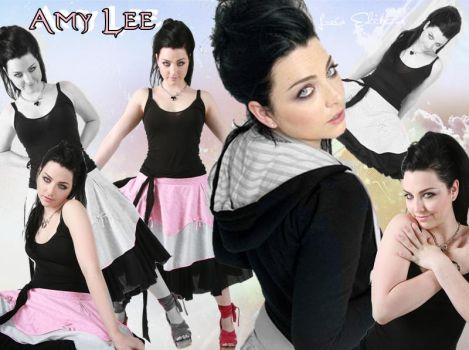 Amy Lee by LuuWaydeGatesREV