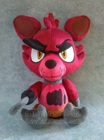 FNAF: Foxy the Pirate by sugarstitch