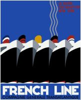 French Line 1 by stefanparis