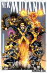 New Mutants 2011 by ToddNauck