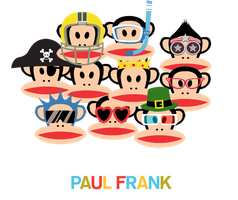 PNG. PAUL FRANK : 1 by PIMEXTIC