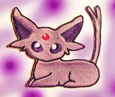 Espeon Patch by Hoozuki