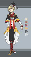 XXV Rose Prince {Auction/CYOP} CLOSED by Koru-Adopts