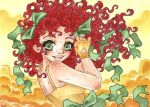 :C: ACEO 30: Red Hair by NeMi09