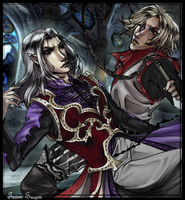 Castlevania unfinished by teamsugoi1