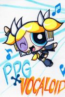 Kagamine Bubbles by Yang-Mei