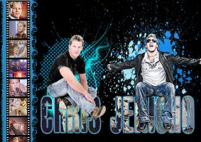 Chris Jericho wallpaper V.2 by MurderedMuffins