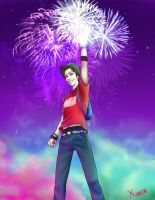 The Power of Fireworks by Xxinnon