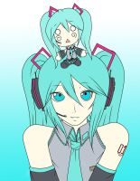 Hatsune Buddies by GDMonster