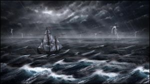 through the storm by gugo78