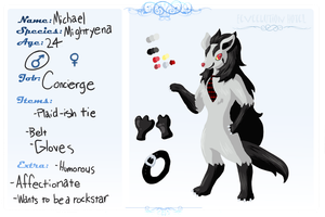 Eeveelution-Hotel Application - Michael by NoaQep