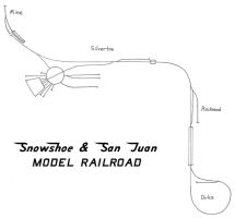 G Scale Layout Track Plan by SouthwestChief