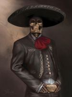 The Charro by RoyalFiend