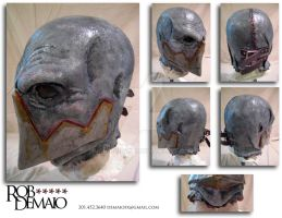 The Tormented Latex Mask by UnboundArt