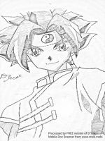 Beyblade: Ray by d-booty51
