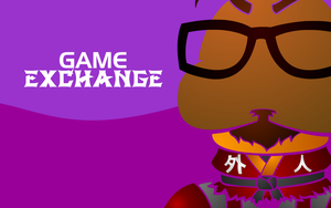Game Exchange Wallpaper: Gaijin by ButtersTheNinja