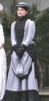 Victorian Day Dress Nr2 by Stahlrose