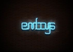 Emboys neon by odinemb