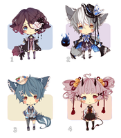 [CLOSED] ADOPT 11 by Minn-Adoptables