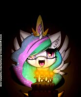 .:Celestia 1800th Bday:. by Gamermac