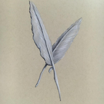 Stone Feathers sketch by PatrickRyant