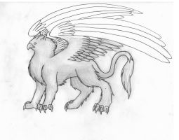 Gryphon by KeepCalmAndStrideOn