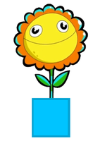 Smiling Sunflower by jared33