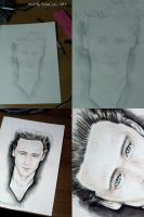 tom hiddleston by YattaChan