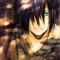 Noragami - Every since I was little... by CrispyGray