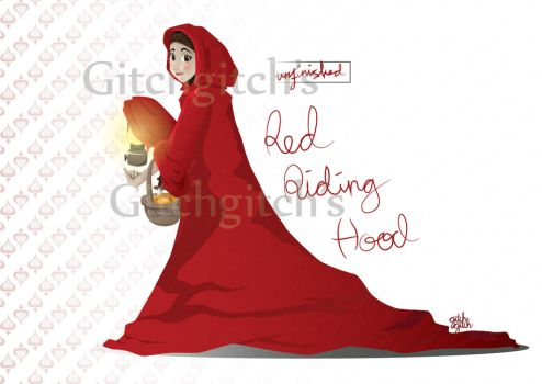 Red Riding Hood by Gitchgitch