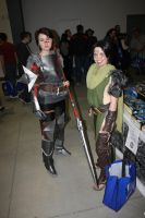 Hawke and Merrill by turpinator77