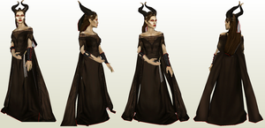 Maleficient by Orel67
