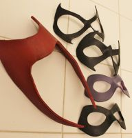 Masks by Mandy example 2 by ThisIsMyLurkerName