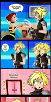 Cloud Comic Commish Page 1 by PianoxLullaby