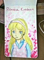 Prim Everdeen by HarlequinChild