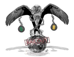 Bailout Bird... Art Work by arihoff