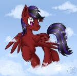 Commish: Spirit Fire (By: DragonGirl983) by W4rpCore