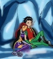 Nap Time by teentitans