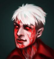 Demonic Dante by DaryaSpace