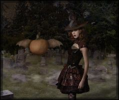 Witch way? by Perel