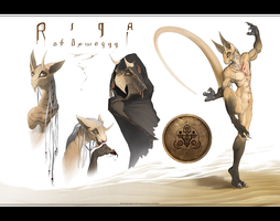 Riga of Orweygg by Kredri