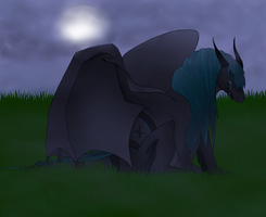 Lady, don't cry by Lycandra
