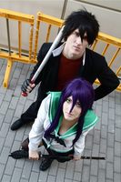 Highway to the Dead - Takashi x Saeko by DarkAndrew89