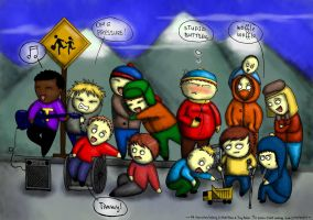 South park - fullview plz xD by VitaeFetan