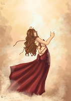 The Dance With the Devil by marina-rasi