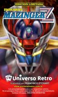 Mazinger Z_promo by FranciscoETCHART